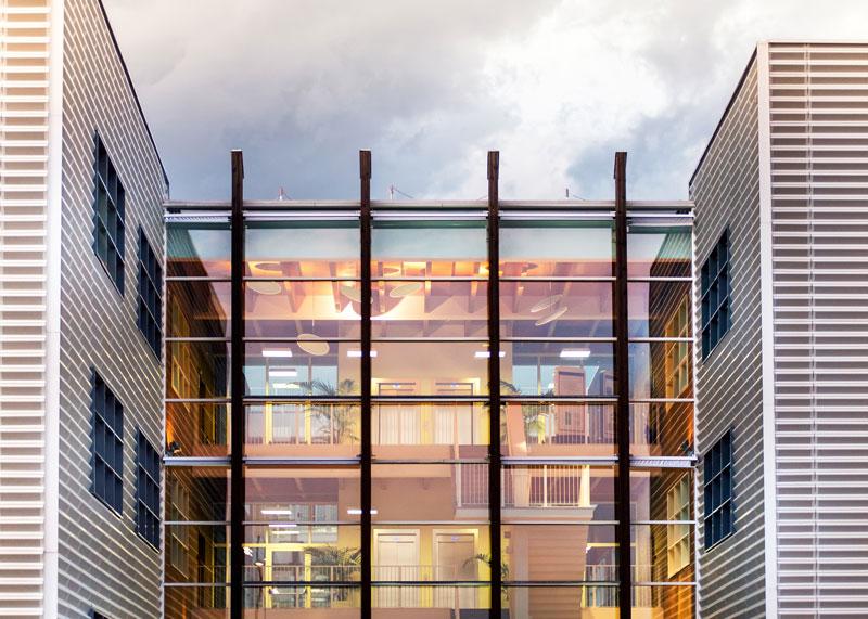 creative office modern building